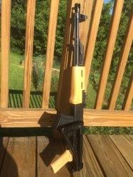 New Compliant WASR10 | NY Gun Forum