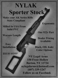 NY compliant AK47 options | NY Gun Forum