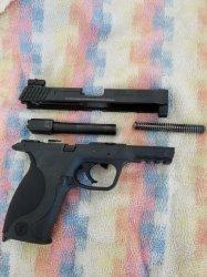 F/S - M&P 9mm, pics added | NY Gun Forum
